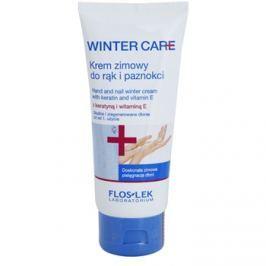 FlosLek Laboratorium Winter Care téli védő krém kézre és körmökre  100 ml