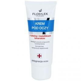 FlosLek Pharma Eye Care szemkrém luteinnel és orvosi szemvidítóval  30 ml