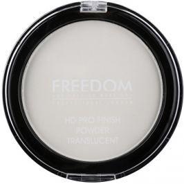 Freedom HD Pro Finish kompakt púder árnyalat Translucent 4 g