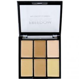 Freedom Pro Conceal korrektor paletta árnyalat Light-Medium 6 g