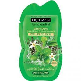 Freeman Feeling Beautiful lehúzható zselés arcmaszk normál és kombinált bőrre  15 ml
