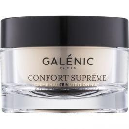 Galénic Confort Suprême éjszakai tápláló és hidratáló krém  50 ml
