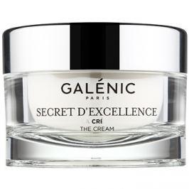 Galénic Secret D'Excelence fiatalító krém az öregedés jelei ellen arcra, nyakra és dekoltázsra  50 ml