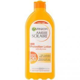 Garnier Ambre Solaire Napfény elleni védelem SPF 20  400 ml