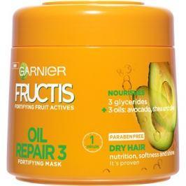Garnier Fructis Oil Repair 3 erősítő maszk száraz és sérült hajra  300 ml