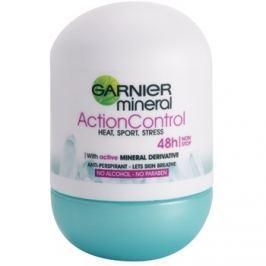 Garnier Mineral  Action Control golyós dezodor roll-on 48h  50 ml