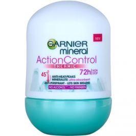 Garnier Mineral Action Control Thermic golyós dezodor roll-on (72h) 50 ml