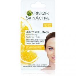Garnier Skin Active élénkítő arcmaszk a sápadt, egyenletlen arcbőrre  8 ml