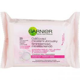 Garnier Skin Naturals festéklemosó micelláris kendőcskék az érzékeny arcbőrre  25 db