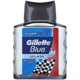 Gillette Blue Splash borotválkozás utáni arcvíz  100 ml