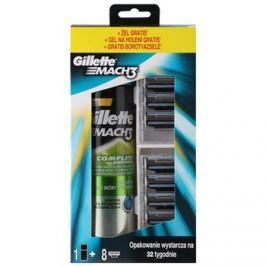 Gillette Mach 3 kozmetika szett IV.