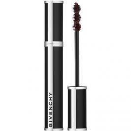 Givenchy Noir Couture hosszabbító, göndörítő és dúsító szempillaspirál árnyalat 02 Brown Satin 8 g
