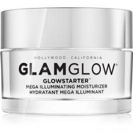 Glam Glow GlowStarter bőrvilágosító tonizáló krém hidratáló hatással árnyalat Nude Glow 50 ml