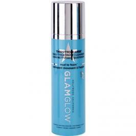 Glam Glow Thirsty Cleanse tisztító és szemlemosó hab hidratáló hatással  150 g