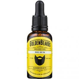 Golden Beards Big Sur szakáll olaj  30 ml