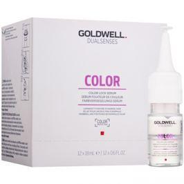 Goldwell Dualsenses Color szérum a hajra a vékony szálú, festett hajra  12x18 ml