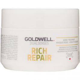 Goldwell Dualsenses Rich Repair maszk száraz és sérült hajra  200 ml