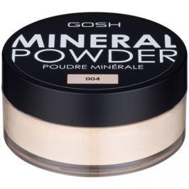 Gosh Mineral Powder mineral púder árnyalat 004 Natural 8 g