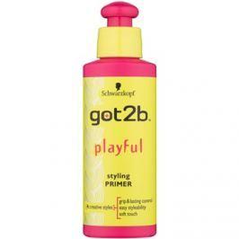 got2b Playful emulzió az erős, rakoncátlan hajra  100 ml
