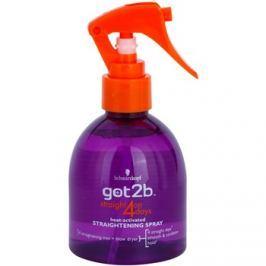 got2b Straight on 4 Days spray  a haj kiegyenesítésére  200 ml