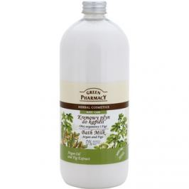 Green Pharmacy Body Care Argan Oil & Figs fürdő tej  1000 ml