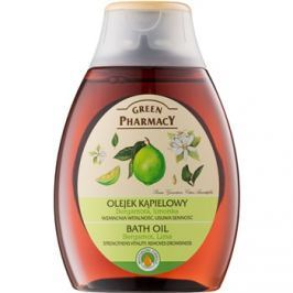 Green Pharmacy Body Care Bergamot & Lime fürdő olaj  250 ml