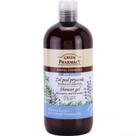 Green Pharmacy Body Care Rosemary & Lavender tusfürdő gél  500 ml