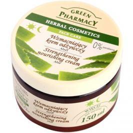 Green Pharmacy Face Care Aloe erősítő és tápláló krém  150 ml