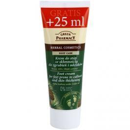 Green Pharmacy Foot Care lábápoló krém bőrkeménykedésre hajlamos lábra  75 ml