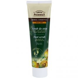 Green Pharmacy Foot Care lábpeeling  100 ml