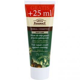 Green Pharmacy Foot Care megújító krém a repedezett talp bőrre  75 ml