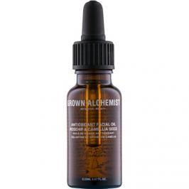 Grown Alchemist Activate Antioxidáns arcápoló olaj éjjel-nappal Rosehip & Camellia Seed 20 ml