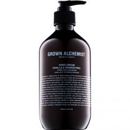 Grown Alchemist Hand & Body kézkrém Vanilla & Orange Peel 500 ml