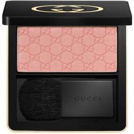 Gucci Face púderes arcpír árnyalat 010 Spring Rose  4,25 g
