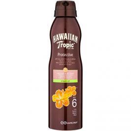 Hawaiian Tropic Protective vízálló védő és száraz napozó olaj SPF 6  177 ml