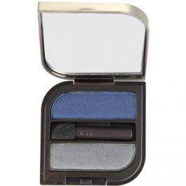 Helena Rubinstein Wanted Eyes Color duo szemhéjfesték árnyalat 58 Majestic Grey and Feather Blue  2 x 1,3 g