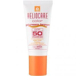 Heliocare Color tonizáló géles kérm  SPF50 árnyalat Brown  50 ml