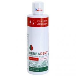 Herbadent Herbal Care gyógynövényes szájvíz  400 ml