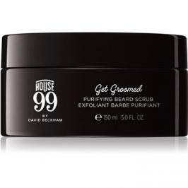 House 99 Get Groomed tisztító szappan szakállra 3 az 1-ben  150 ml