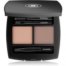Chanel La Palette Sourcils de Chanel szett a tökéletes szemöldökért 40 Naturel 4 g