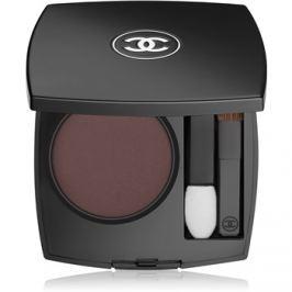 Chanel Ombre Première matt szemhéjfestékek árnyalat 24 Chocolate Brown 2,2 g
