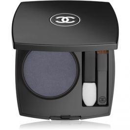 Chanel Ombre Première szemhéjfesték szatén hatással árnyalat 26 Noir Satin 2,2 g
