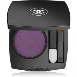 Chanel Ombre Première szemhéjfesték szatén hatással árnyalat 30 Vibrant Violet 2,2 g