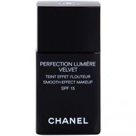 Chanel Perfection Lumiére Velvet bársonyos make-up matt hatásért árnyalat 20 Beige SPF 15  30 ml