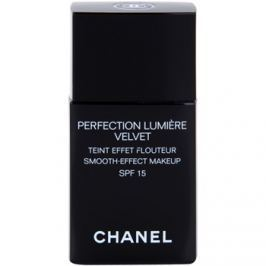 Chanel Perfection Lumiére Velvet bársonyos make-up matt hatásért árnyalat 10 Beige SPF 15  30 ml