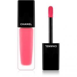 Chanel Rouge Allure Ink folyékony rúzs matt hatással árnyalat 142 Créatif 6 ml