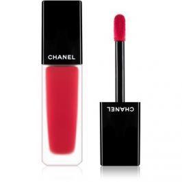 Chanel Rouge Allure Ink folyékony rúzs matt hatással árnyalat 152 Choquant 6 ml