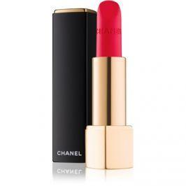 Chanel Rouge Allure Velvet bársonyos rúzs matt hatással árnyalat 43 La Favorite  3,5 g