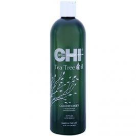 CHI Tea Tree Oil frissítő kondicionáló zsíros hajra és fejbőrre  739 ml