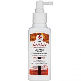 Ideepharm Medica Jantar regeneráló kondicionáló spray a károsult hajra  100 ml
